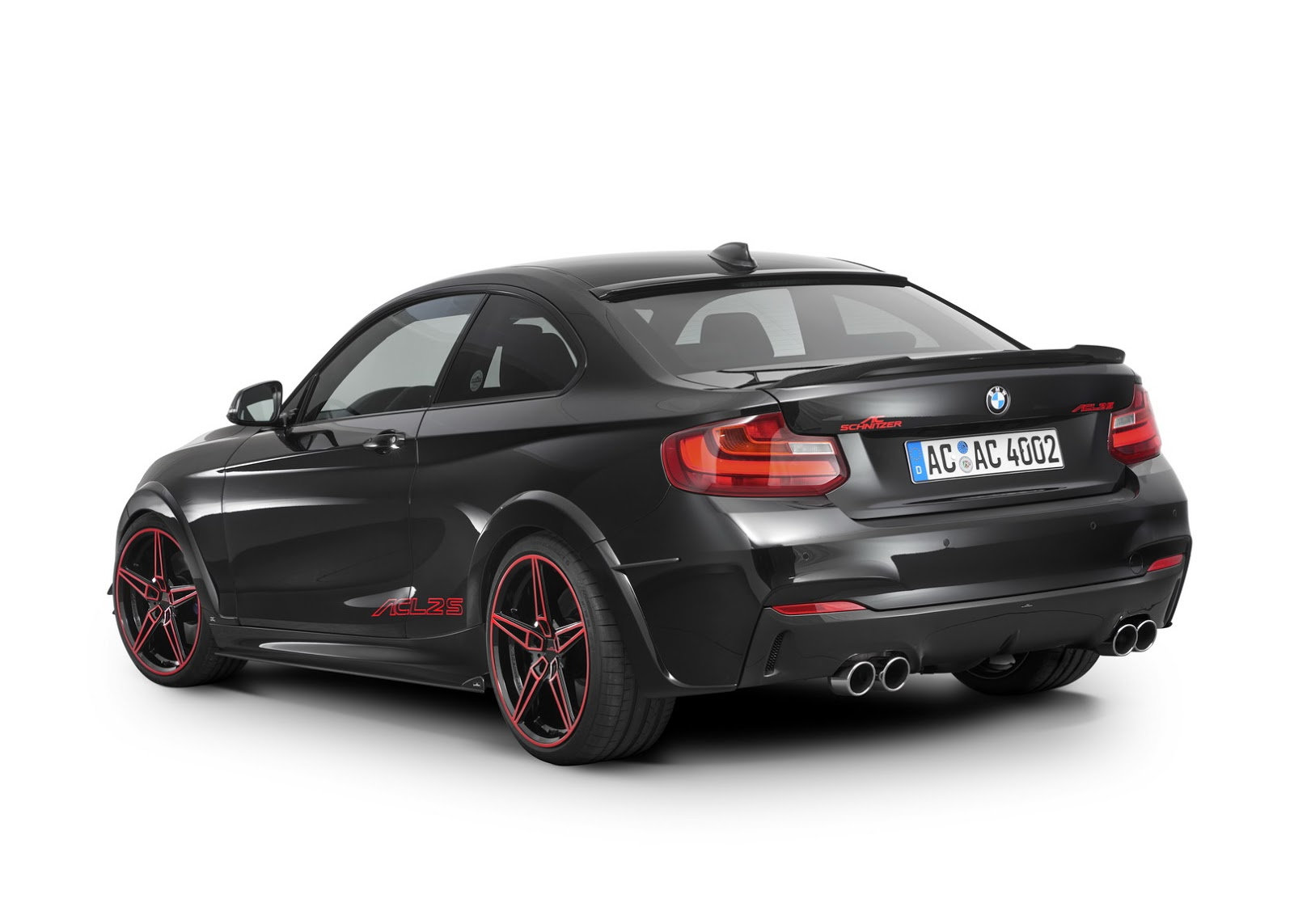 the acl2s is ac schnitzer 39 s 400 hp bmw m240i autoevolution. Black Bedroom Furniture Sets. Home Design Ideas