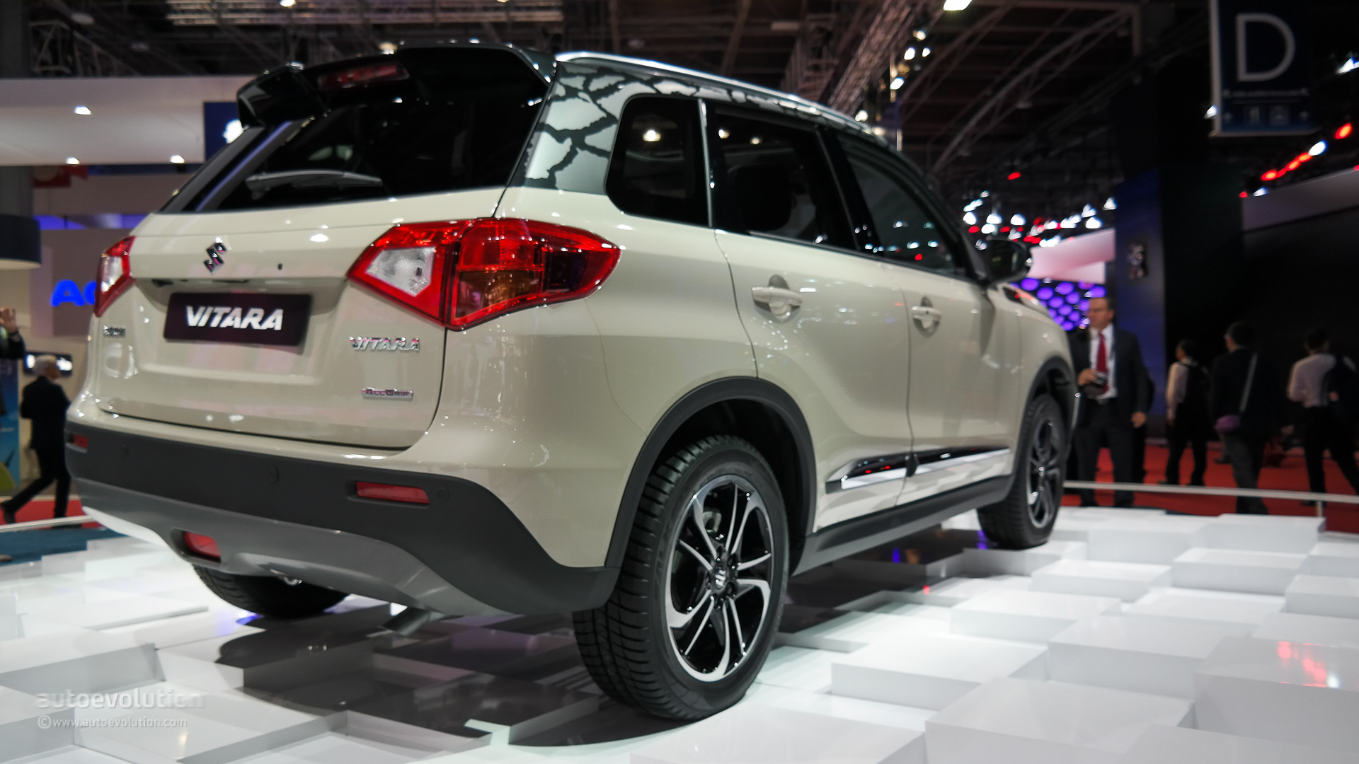 Suzuki New Grand Vitara 2014.html | Autos Weblog