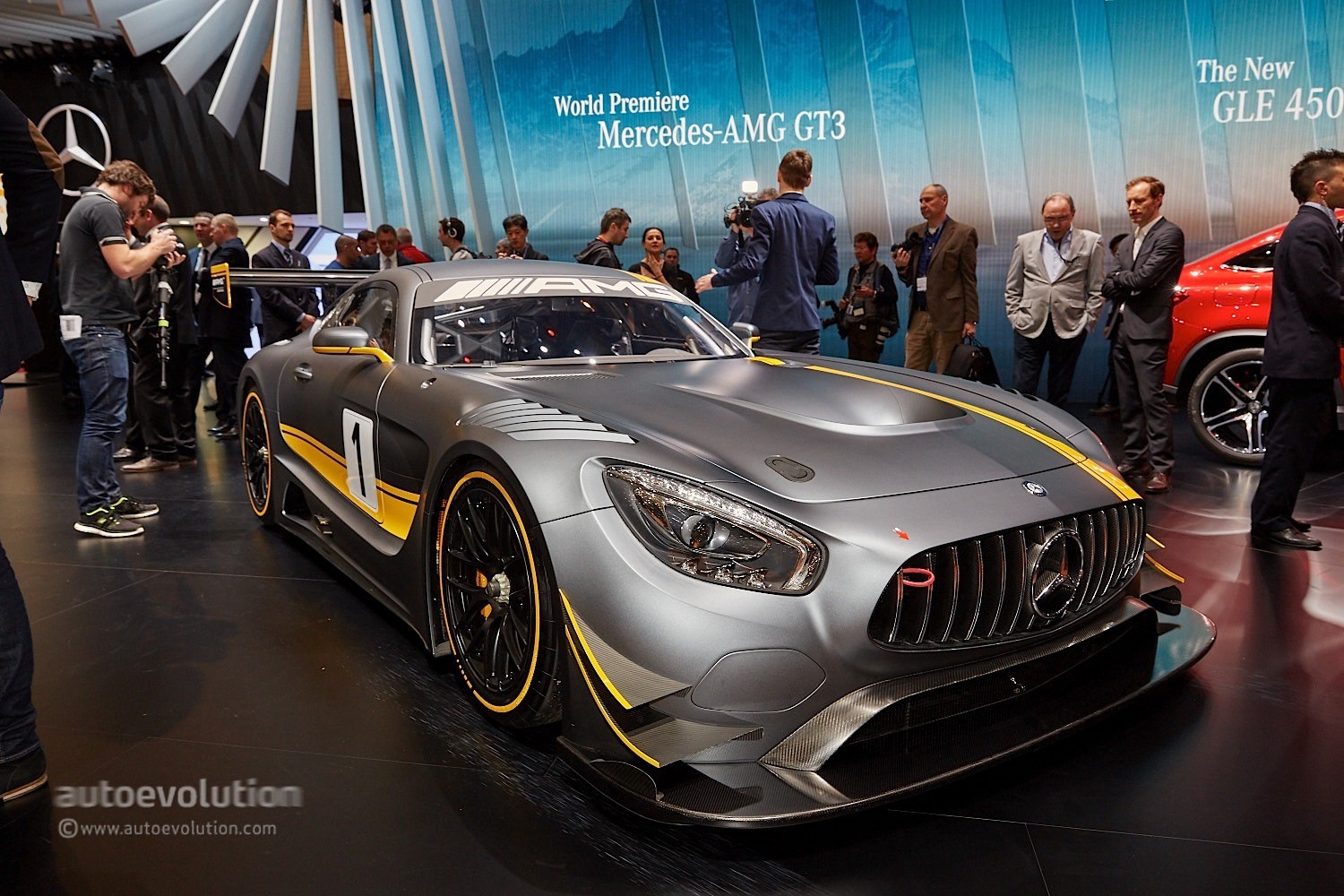 mercedes sls amg gt3 wins in second vln outing autoevolution. Black Bedroom Furniture Sets. Home Design Ideas