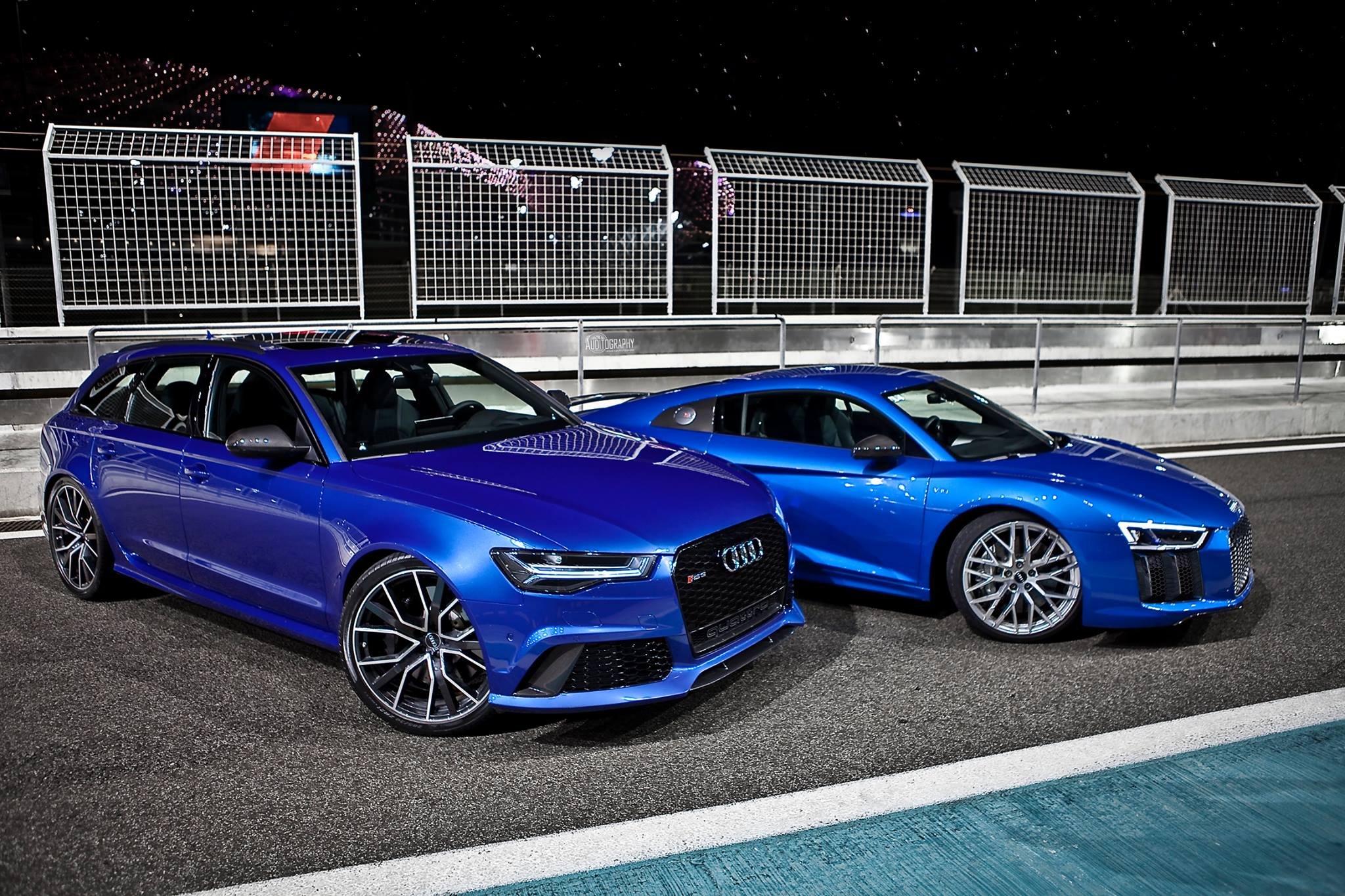 The Audi R8 V10 plus and RS6 performance Are Almost ...