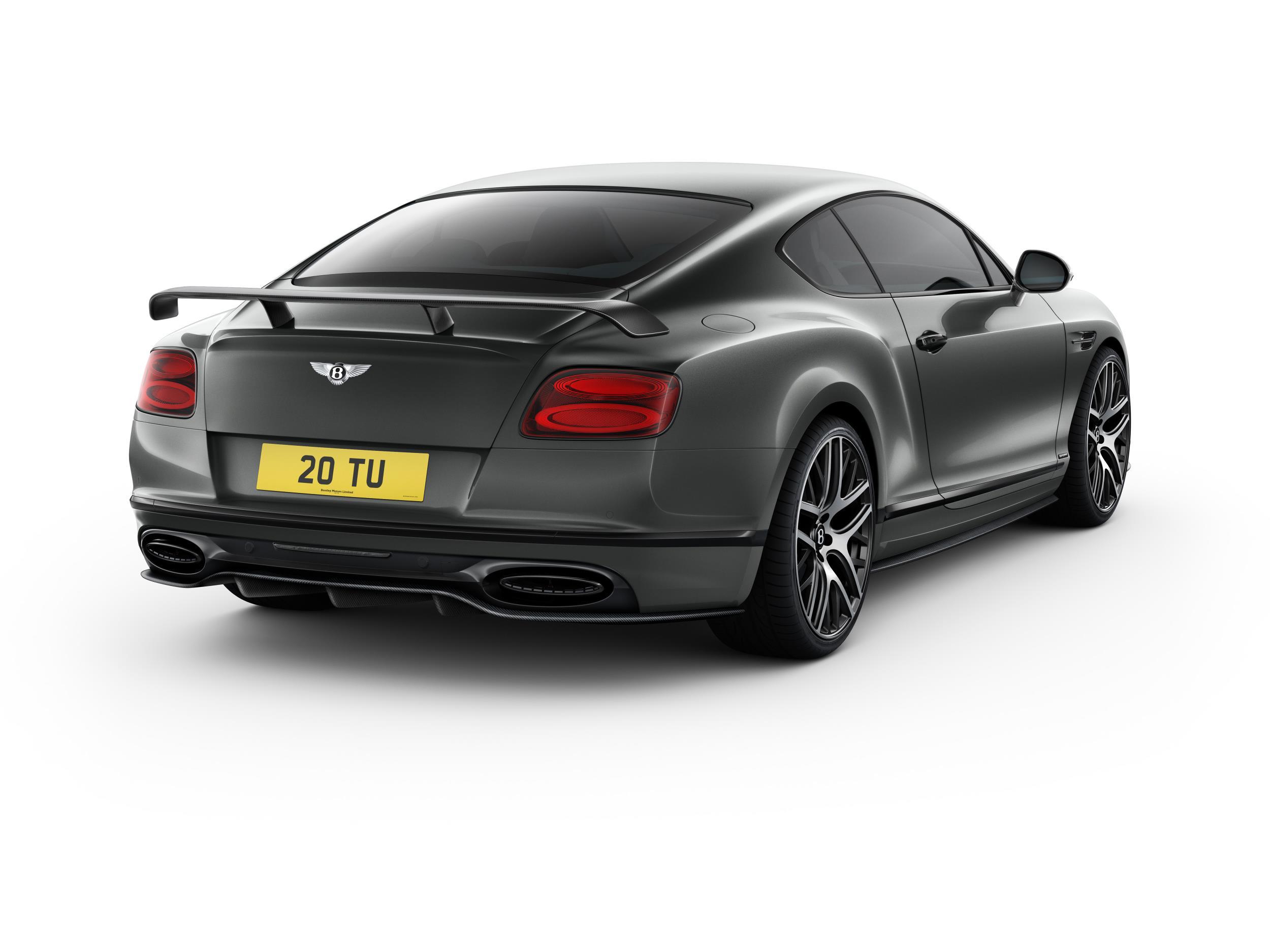 Bentley Continental Facelift (2016) 43