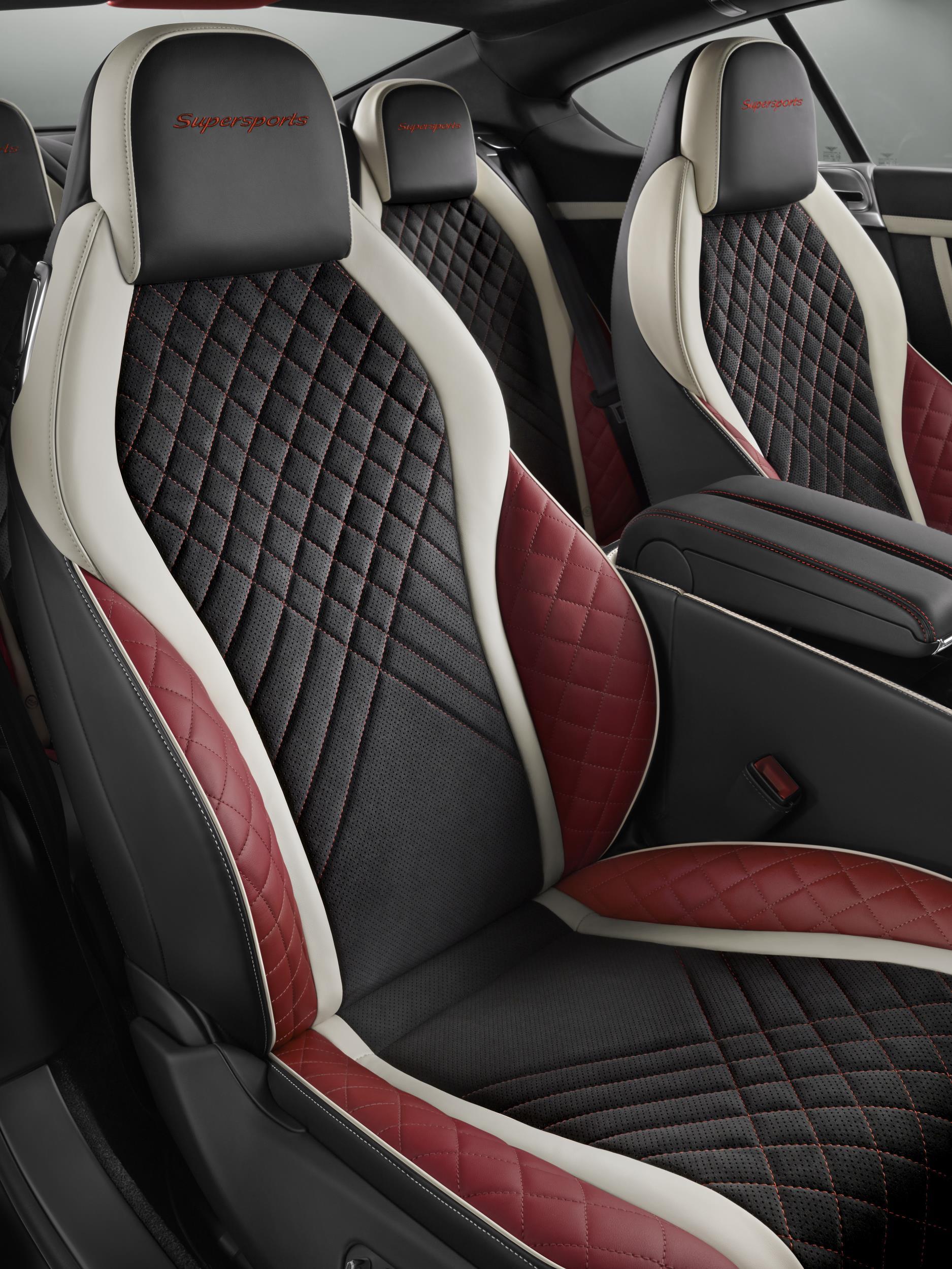 Bentley Continental Facelift (2016) 46