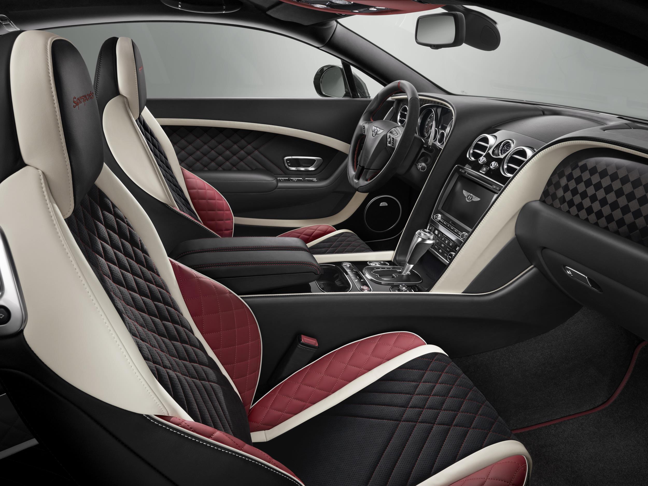 Bentley Continental Facelift (2016) 45