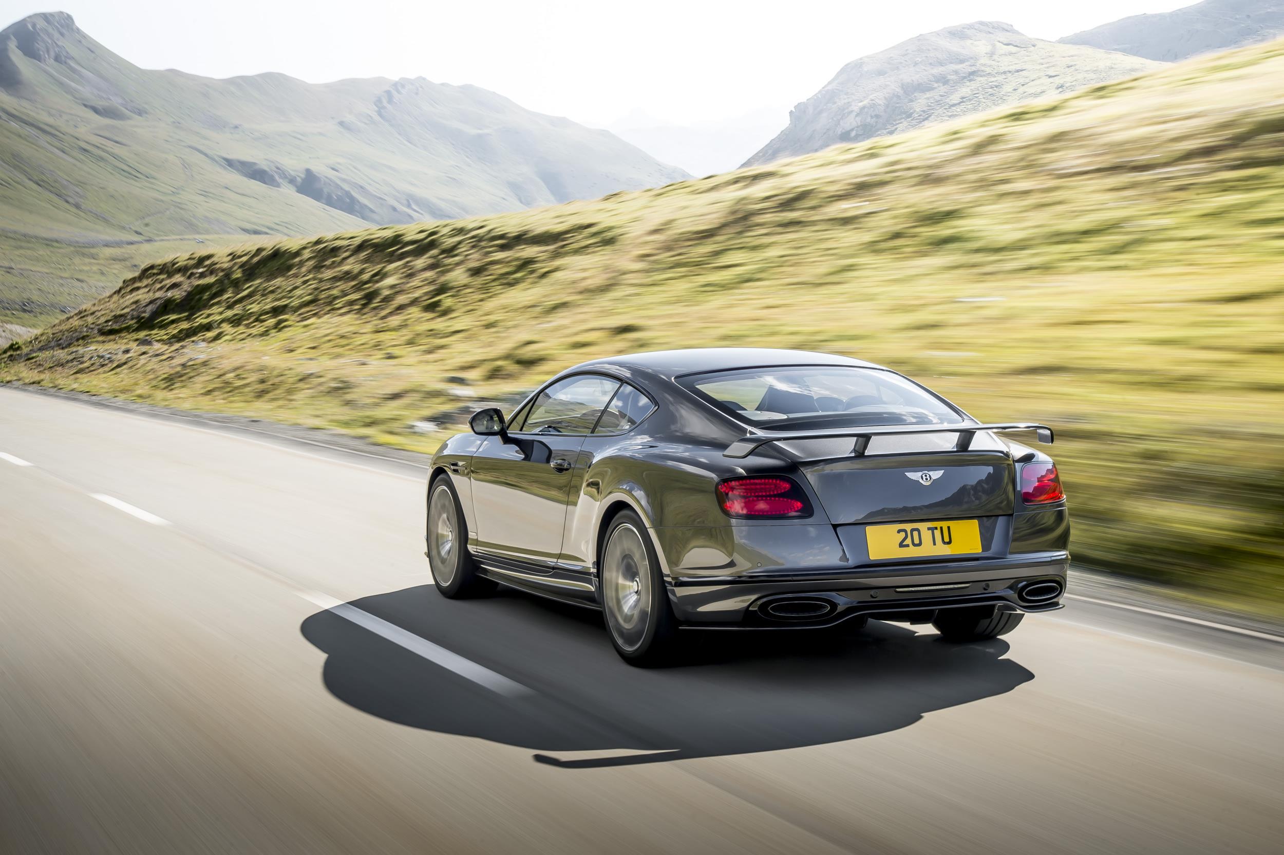 Bentley Continental Facelift (2016) 38