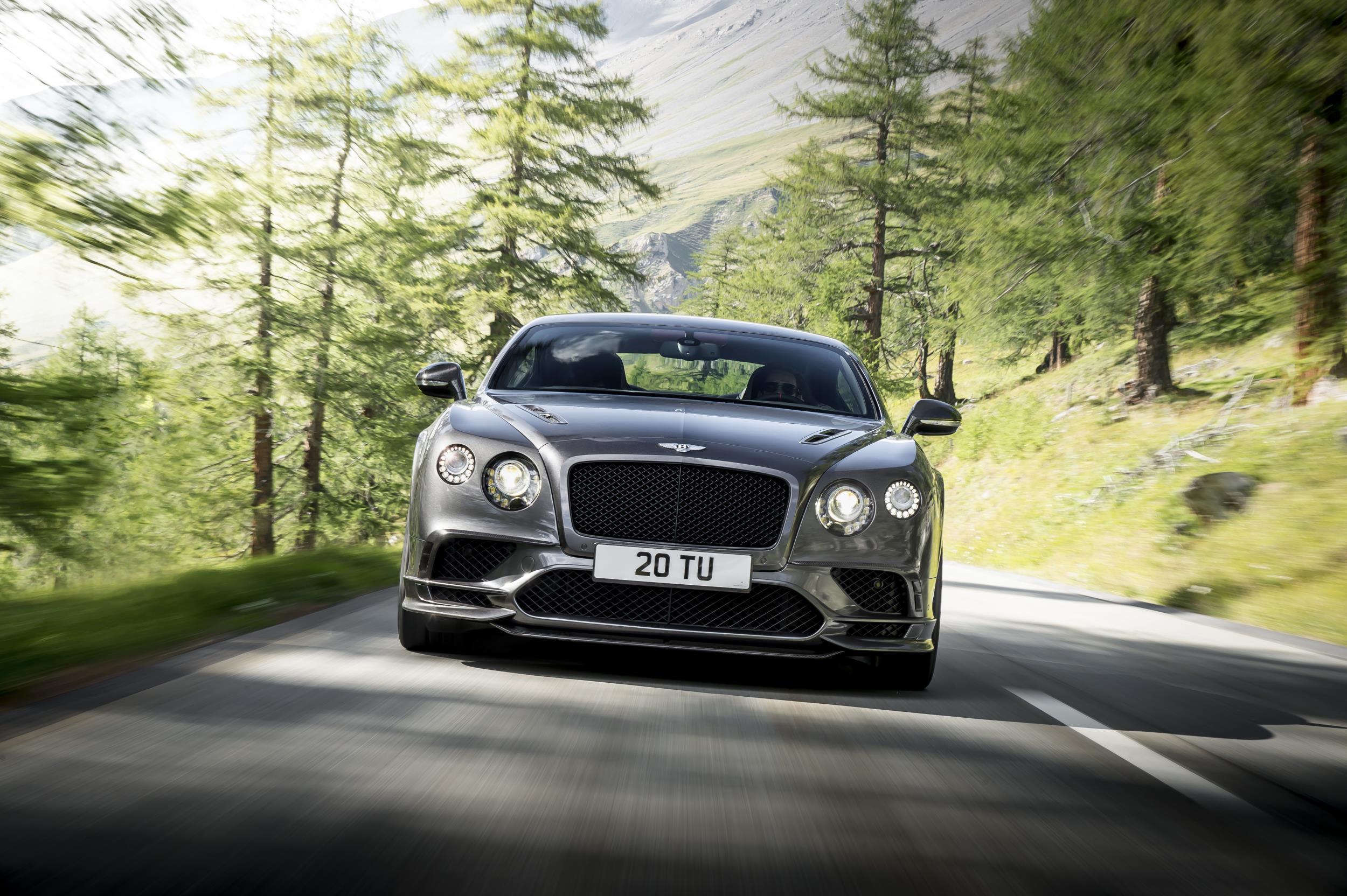Bentley Continental Facelift (2016) 39