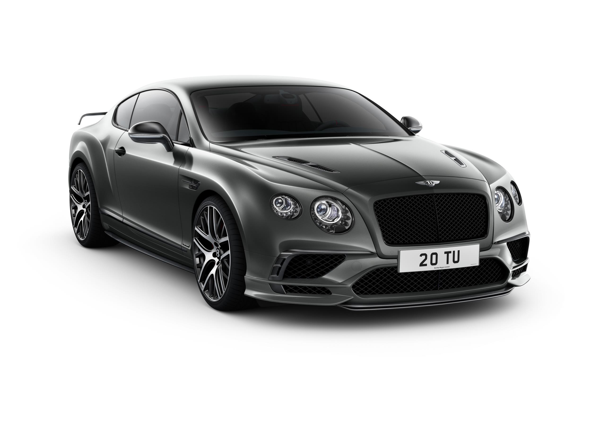 Bentley Continental Facelift (2016) 40