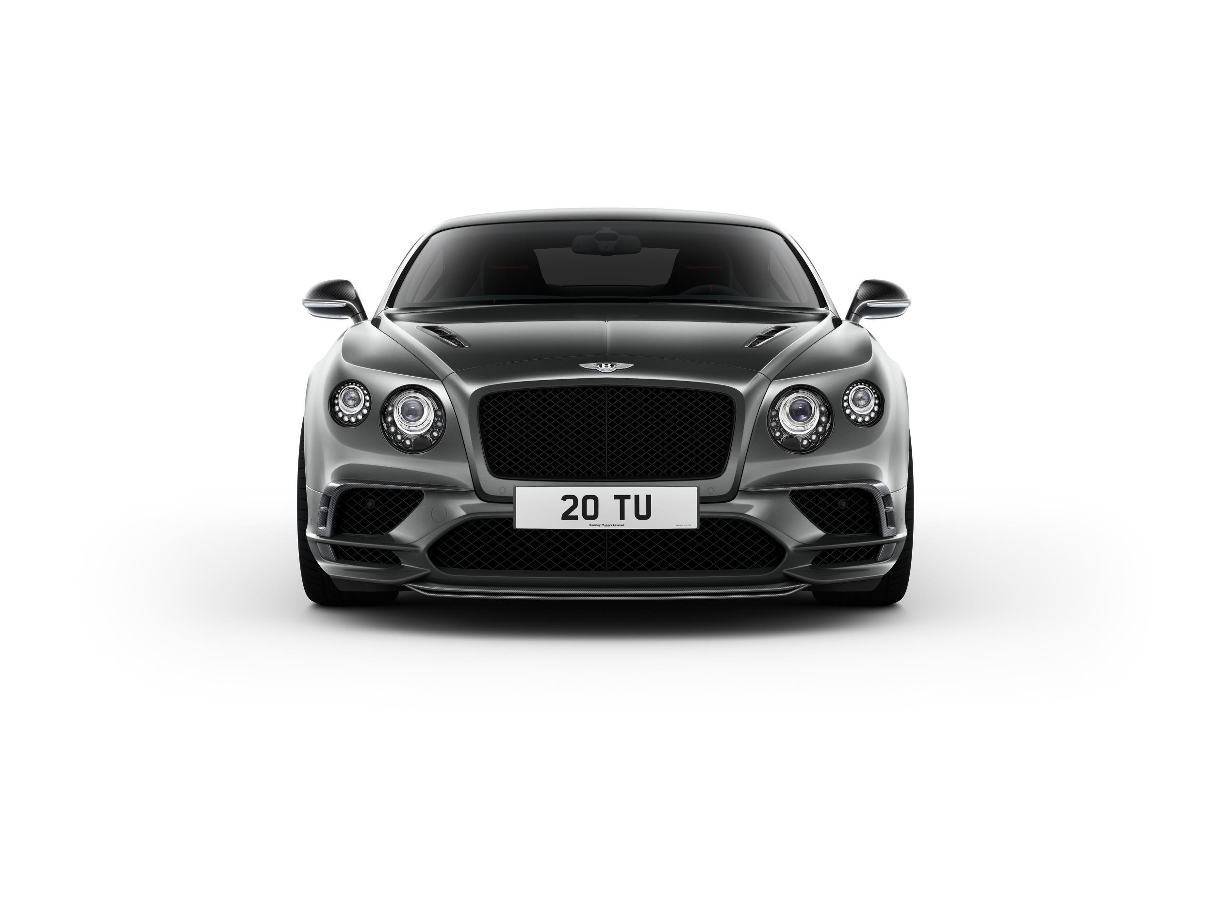 Bentley Continental Facelift (2016) 41