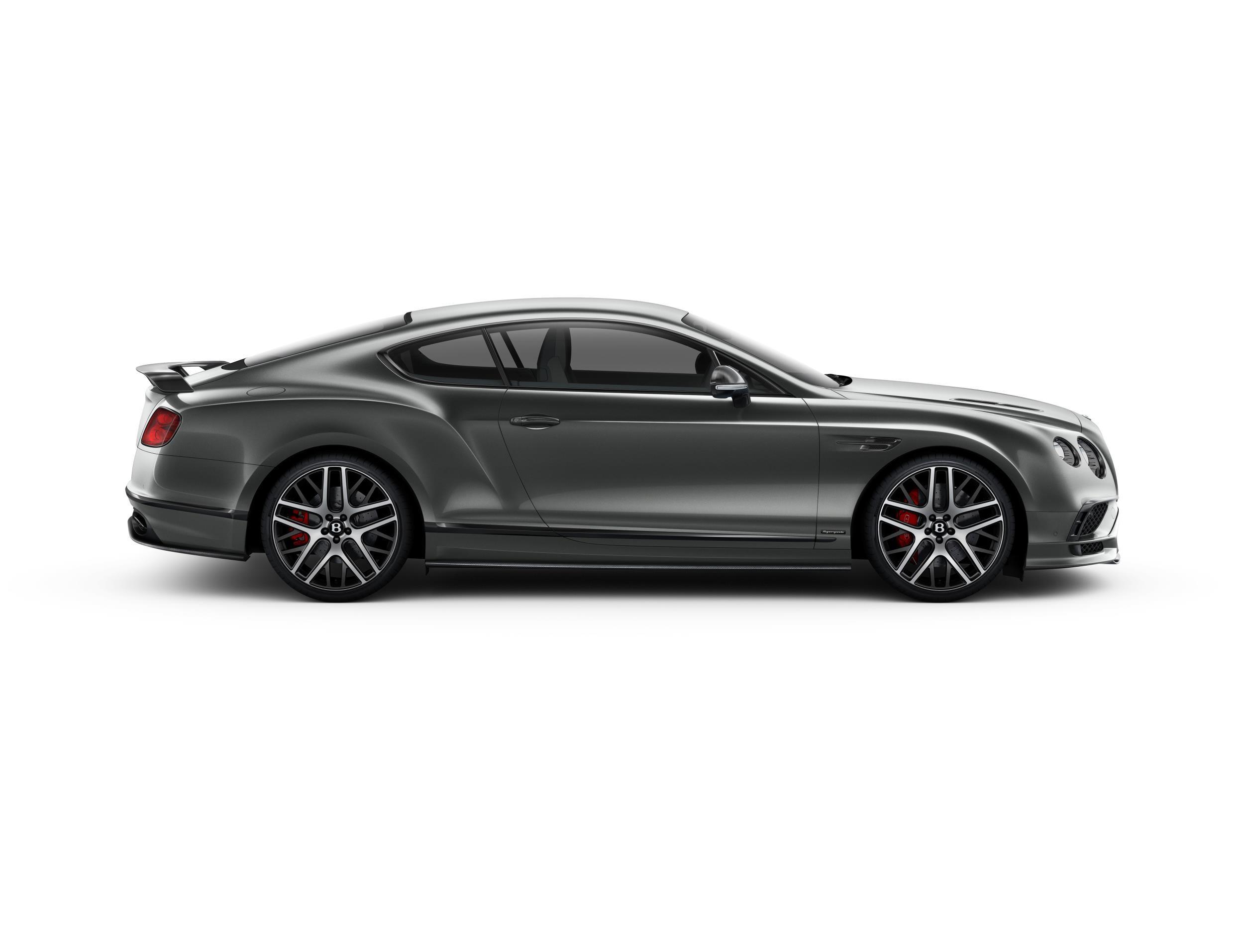Bentley Continental Facelift (2016) 42