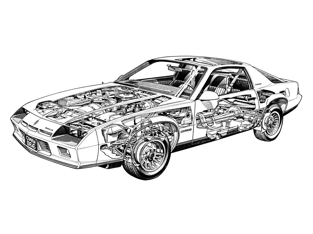The Best And Worst Incarnations Of Chevrolet Camaro Autoevolution 1968 Rs Dub Edition Third Gen