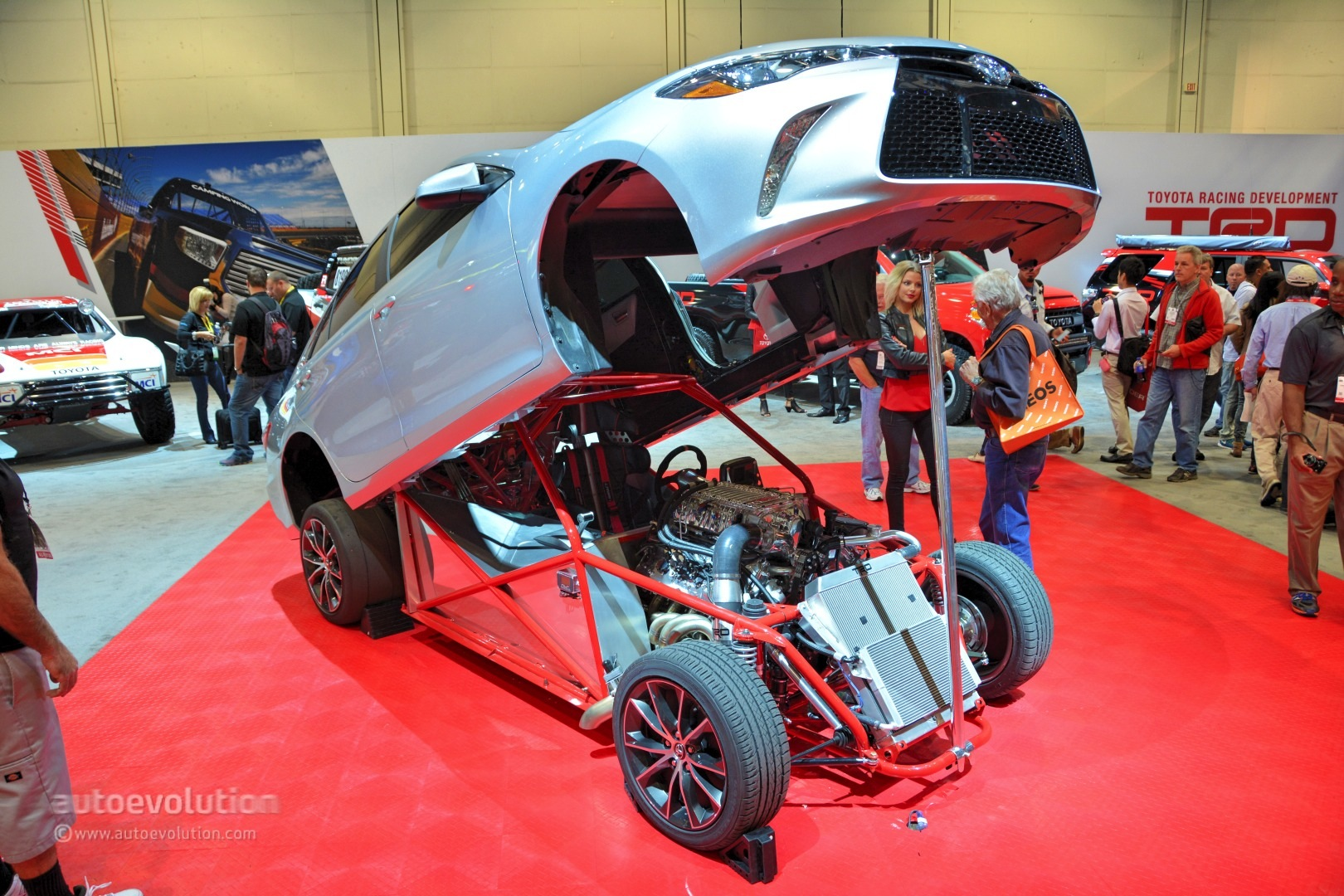 The Best And Worst Of Sema 2014 Autoevolution