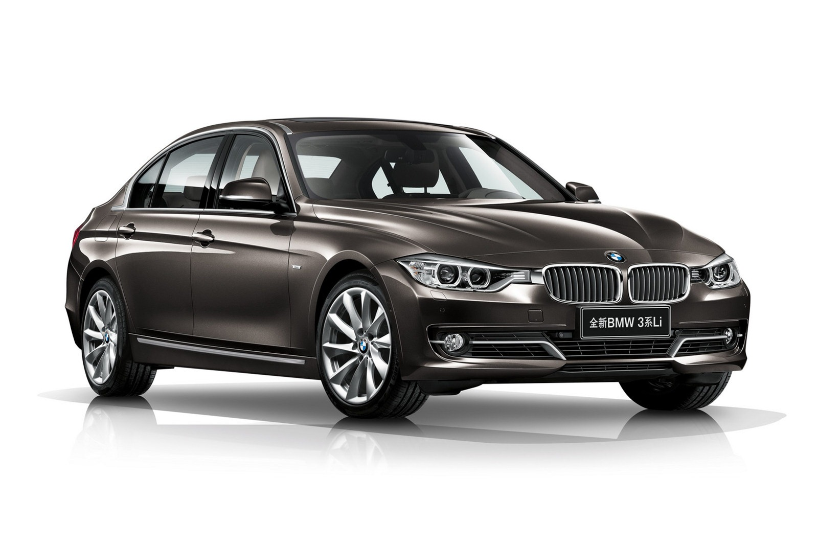 the bmw 3 series long wheelbase ready for beijing auto show autoevolution. Black Bedroom Furniture Sets. Home Design Ideas