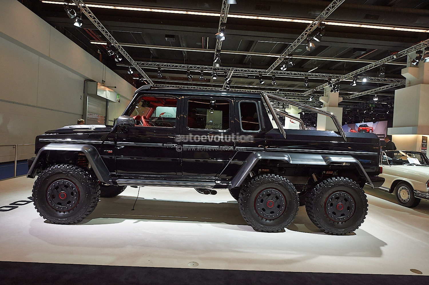 The Brabus B63S-700 6x6 is Not as Expensive as You Might ...