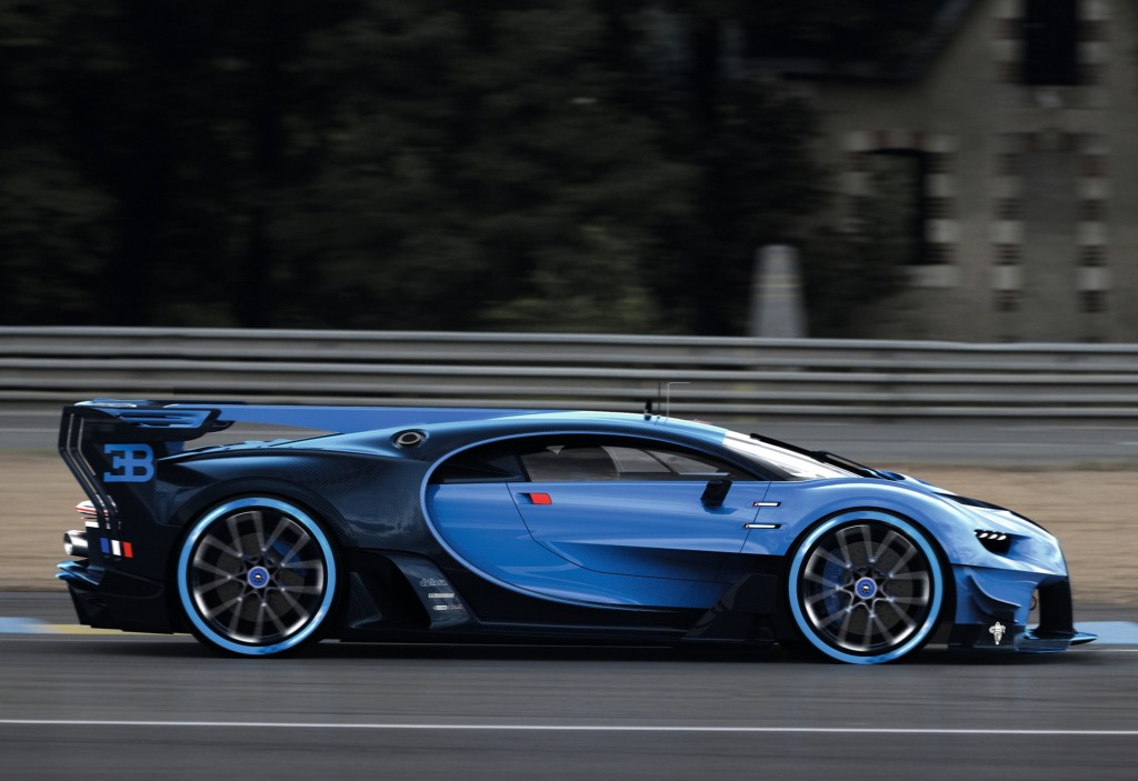 the bugatti chiron could have looked like this autoevolution. Black Bedroom Furniture Sets. Home Design Ideas