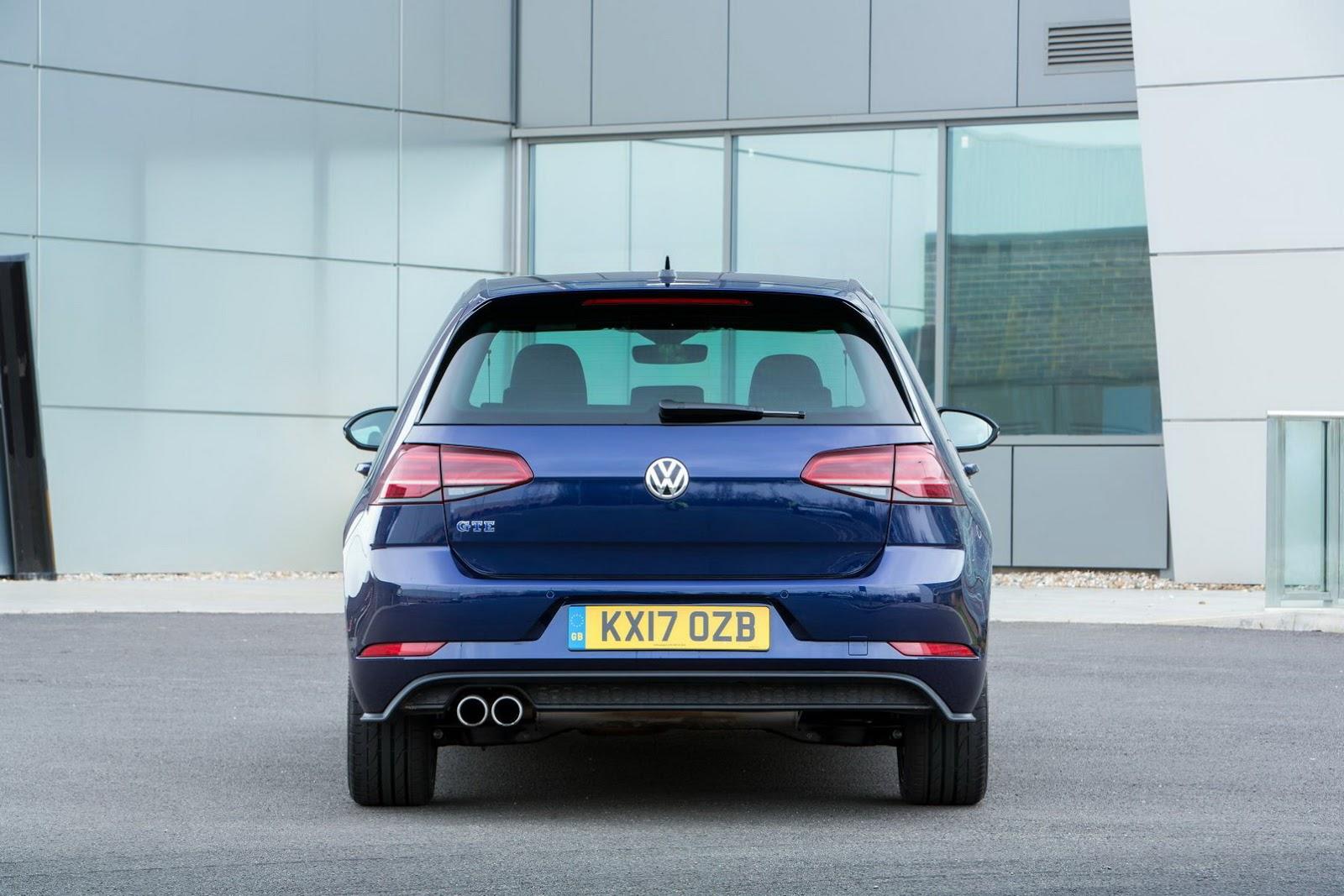2017 Volkswagen Golf Gte Uk Pricing