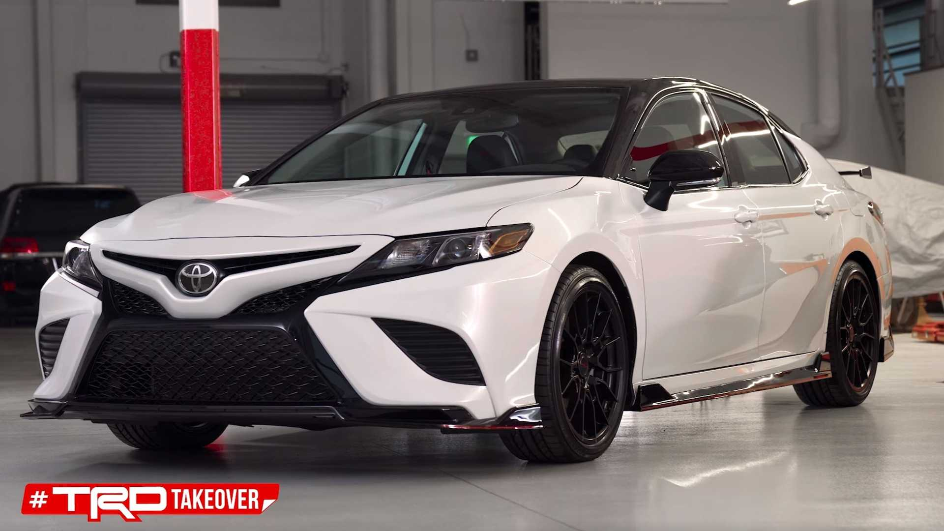 The Cheapest Toyota Camry V6 For 2020 Is The Trd