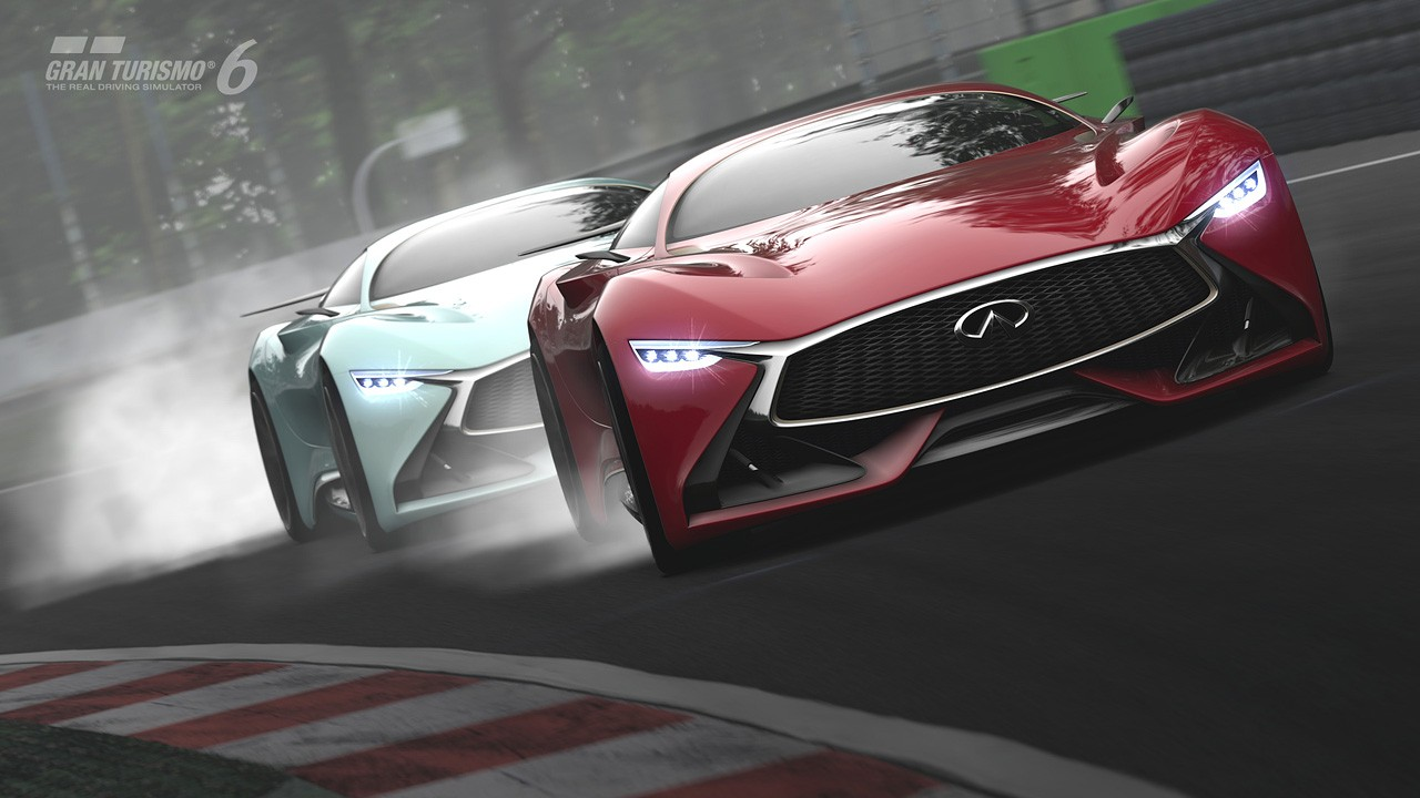 The Complete Guide To Gt6 S Vision Gran Turismo Concept