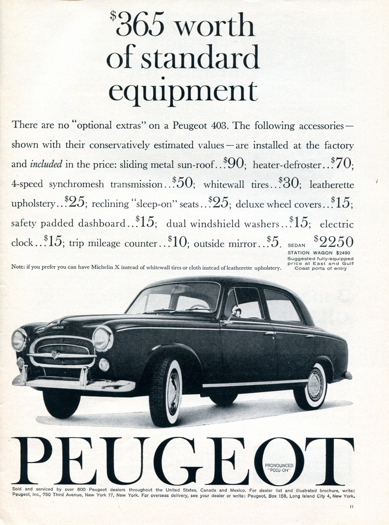 The Convoluted Destiny of French Cars in the United States ...