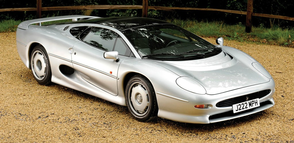 The Coolest Supercars of the 1990s - autoevolution