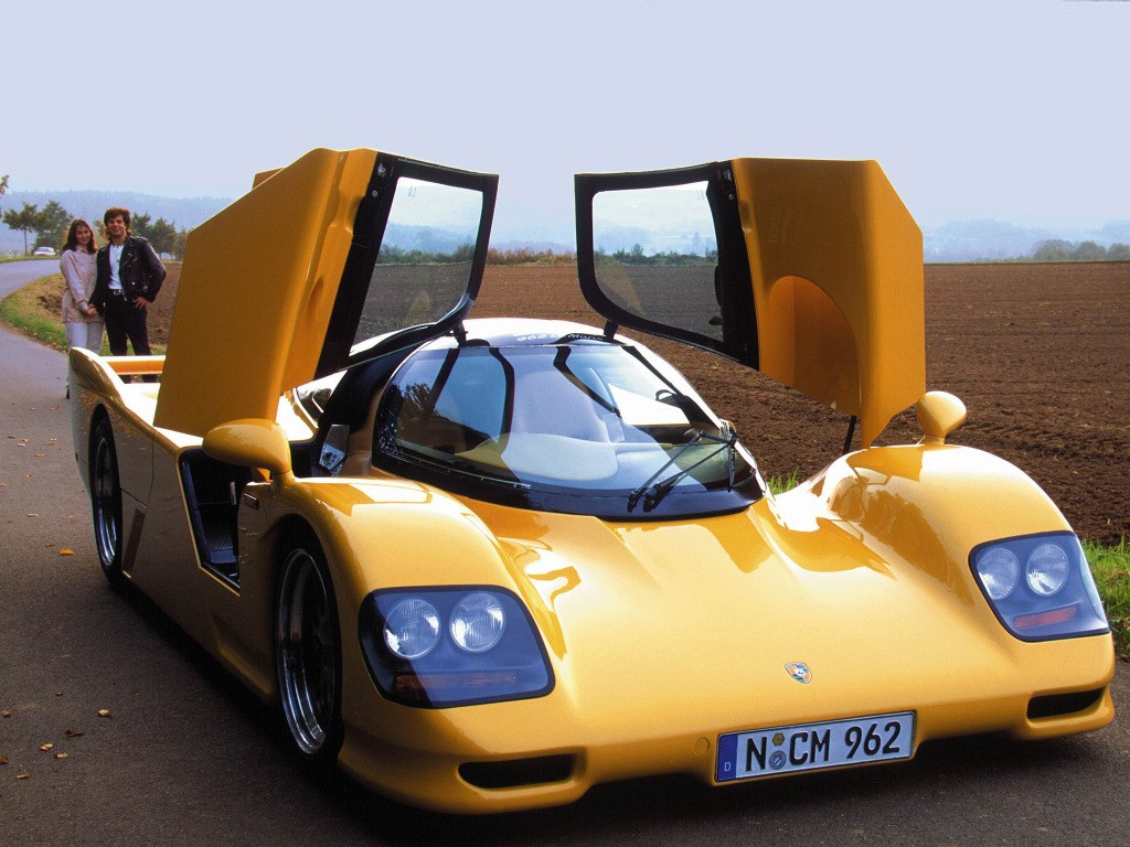 The Coolest Supercars Of The 1990s Autoevolution