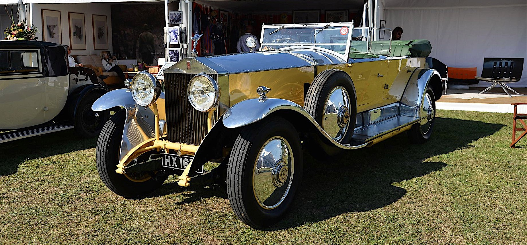The Astonishing History of the Rolls-Royce Phantom ...