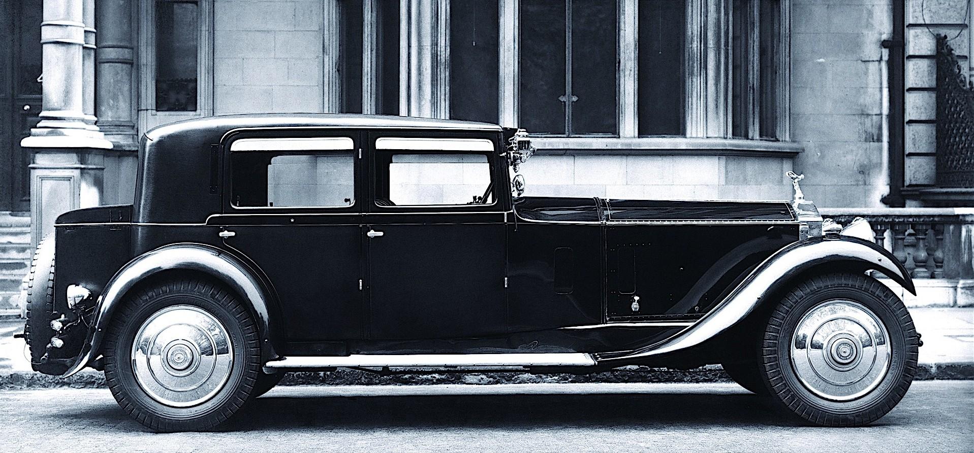 The Astonishing History Of The Rolls Royce Phantom