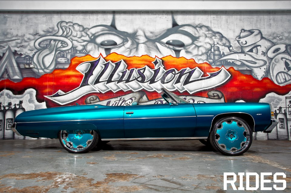 The Donk: Putting Huge Wheels on a Car - autoevolution