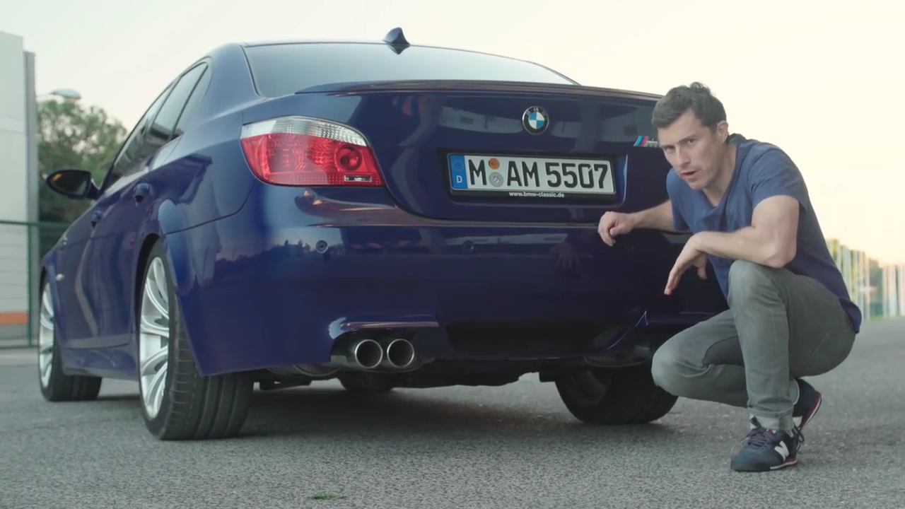 The E60 BMW M5 Is One of the Best M Cars Ever Built, Despite the ...