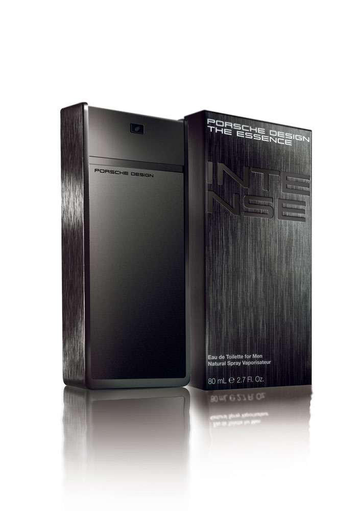 The Essence Intense Porsche Design Perfume Autoevolution