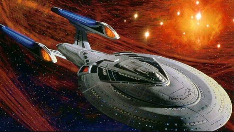 The Evolution Of Starship Enterprise The Coolest Deep Space Explorer Ever Autoevolution
