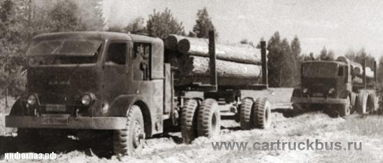 Biggest Ford Truck >> The First and Last Steam-Powered Russian Truck - autoevolution