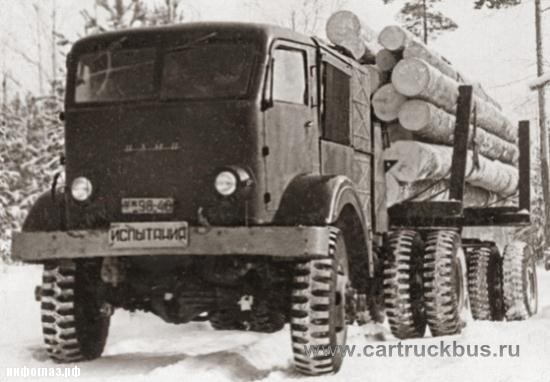 The First And Last Steam Powered Russian Truck Autoevolution