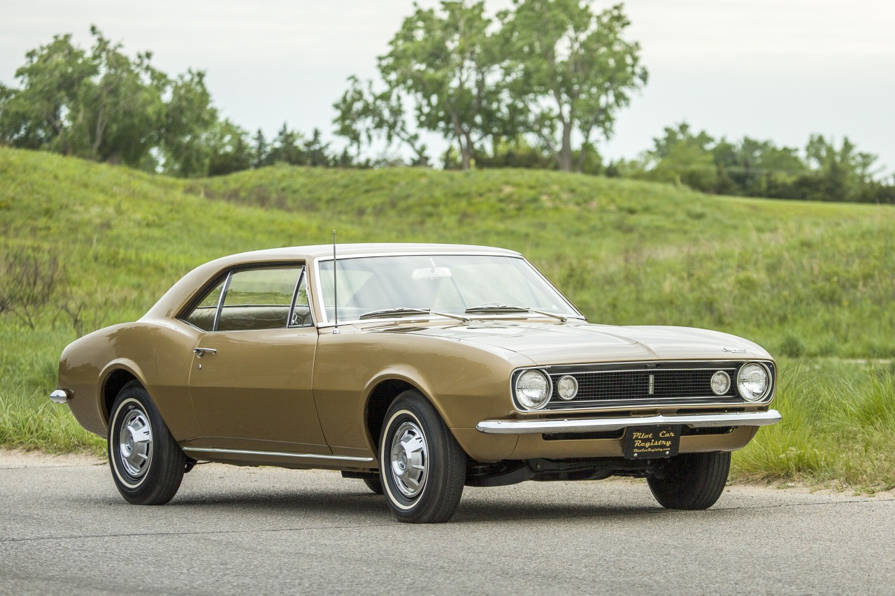 The First Chevrolet Camaro Turns 50 Years Old Autoevolution