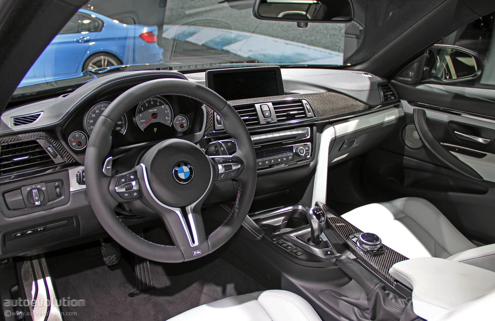 The First Ever BMW M Debuts At Detroit Auto Show Live - 2014 bmw m4 msrp