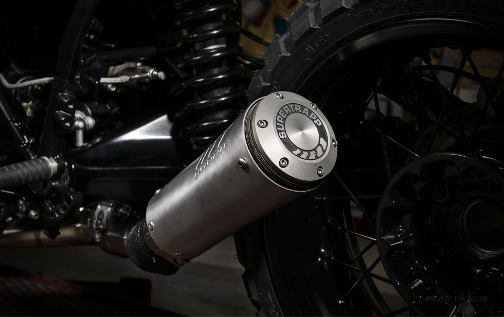 The First-Ever Custom BMW R nineT, by Urban Motor ...