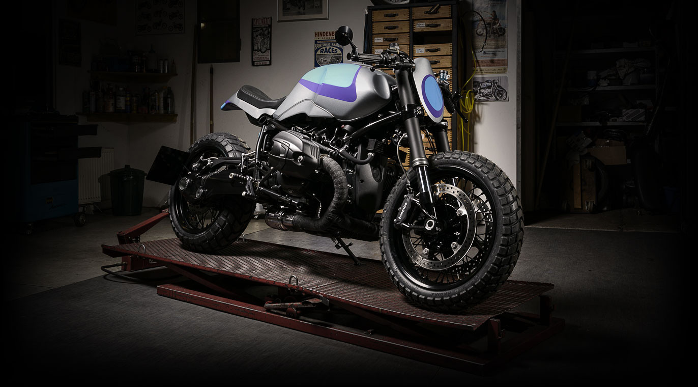 the first ever custom bmw r ninet by urban motor. Black Bedroom Furniture Sets. Home Design Ideas