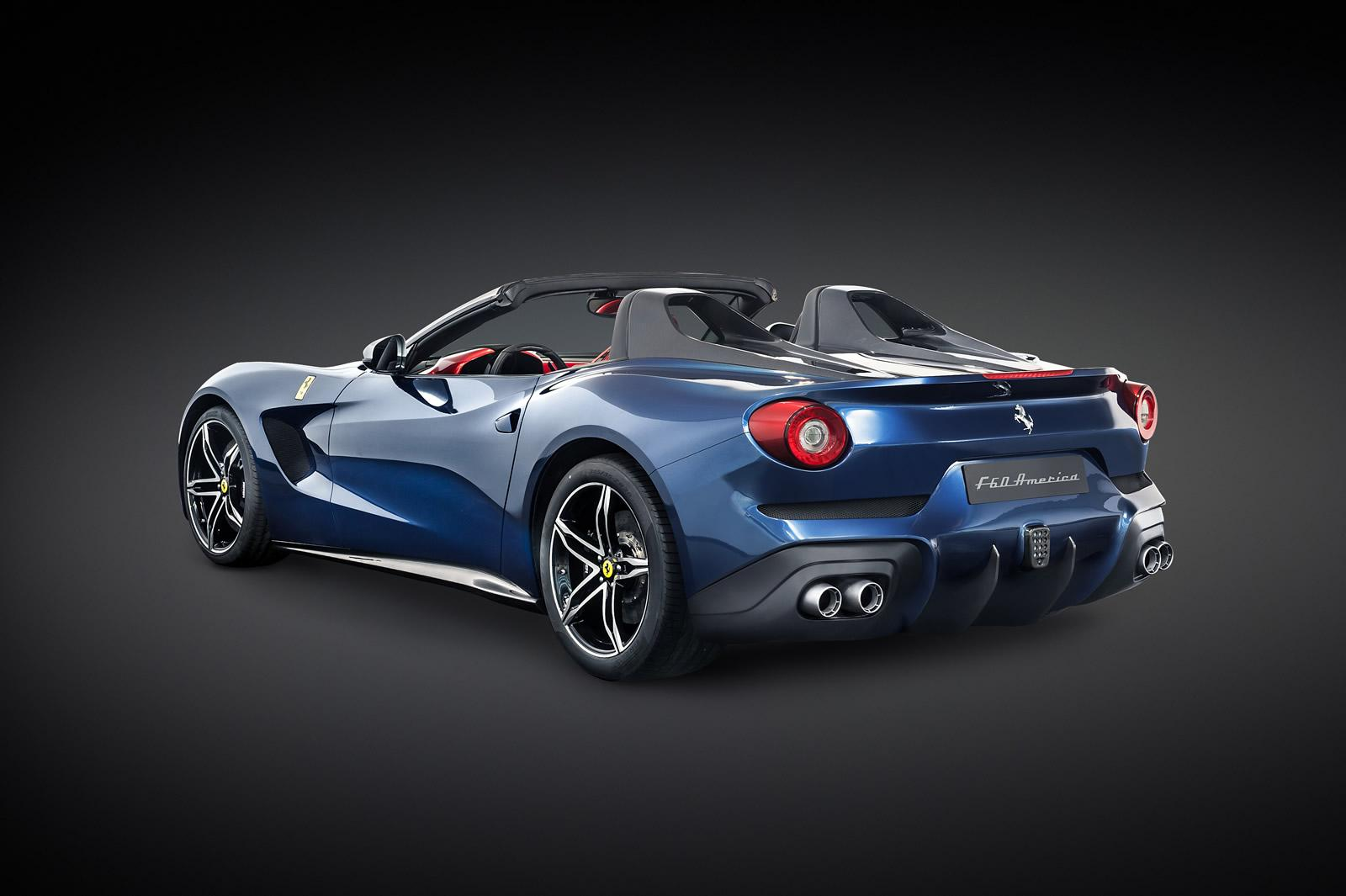 First Ferrari F60 America Is Delivered to Its Owner - autoevolution