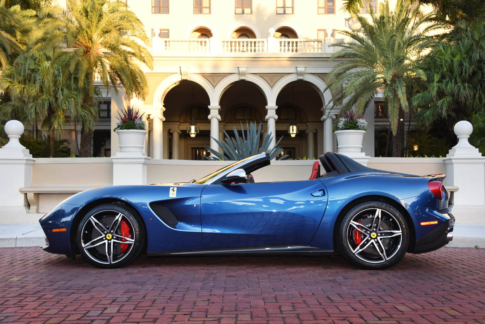 Ferrari California T >> First Ferrari F60 America Is Delivered to Its Owner - autoevolution