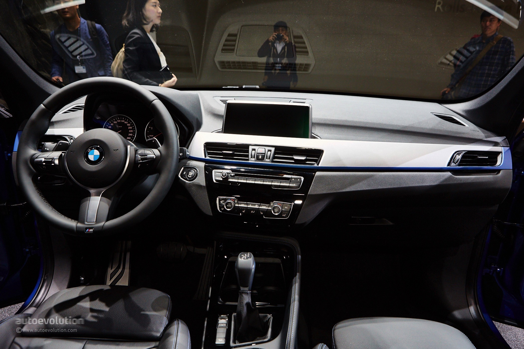 The First FWD BMW X1 Looks Amazing in M Sport Guise at Frankfurt ...