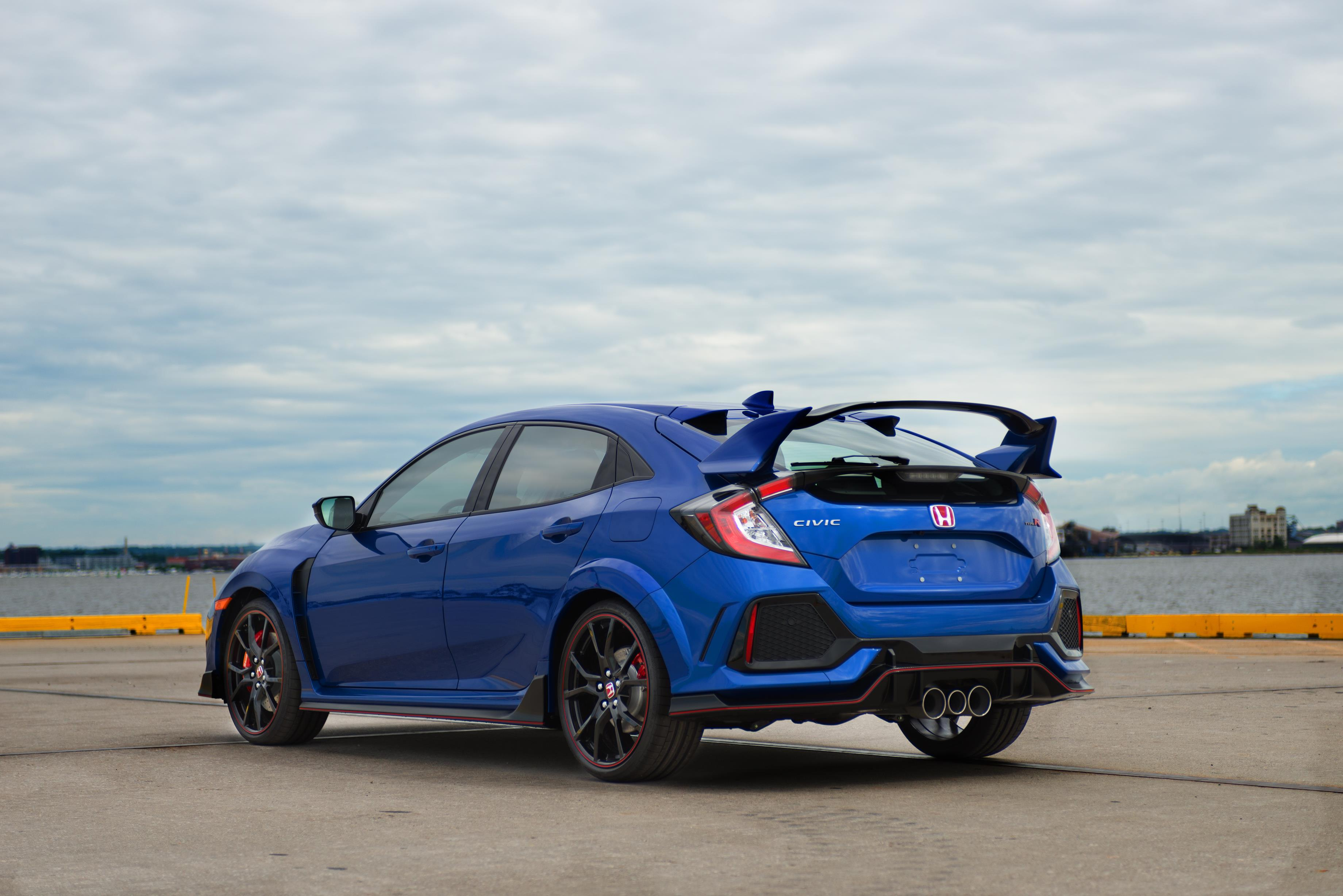 the first u s spec 2017 honda civic type r will be. Black Bedroom Furniture Sets. Home Design Ideas