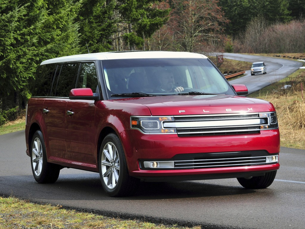 Unifor Officials Suggest the Ford Flex Will Bite the Dust in 2020 - autoevolution