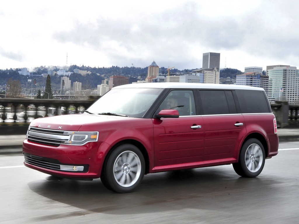 unifor officials suggest the ford flex will bite the dust in 2020 autoevolution. Black Bedroom Furniture Sets. Home Design Ideas