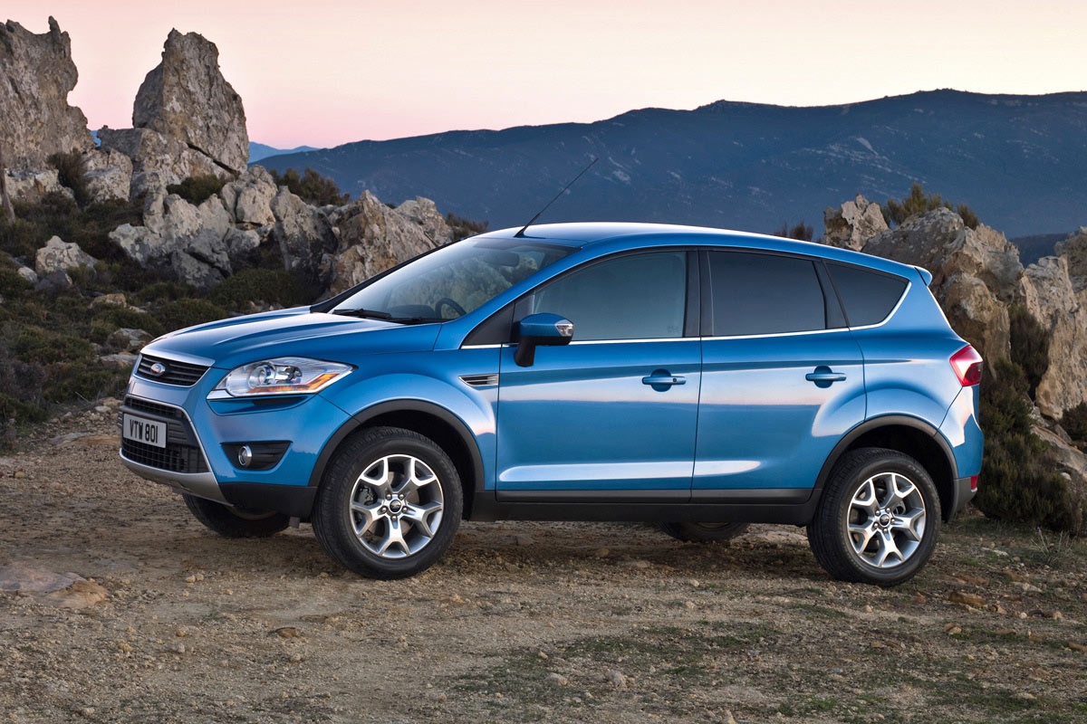 the ford kuga gets more economy and power autoevolution. Black Bedroom Furniture Sets. Home Design Ideas
