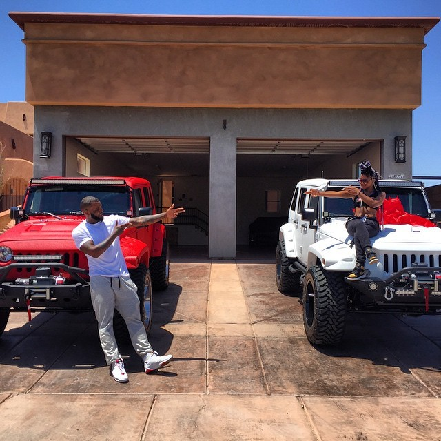The Game Buys New Jeep Wrangler For His Personal Assistant