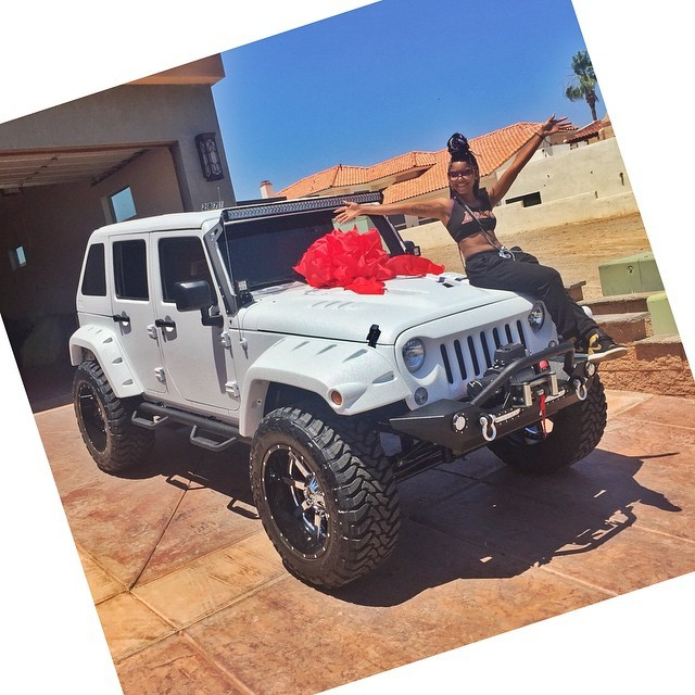 The Game Buys New Jeep Wrangler for His Personal istant ...