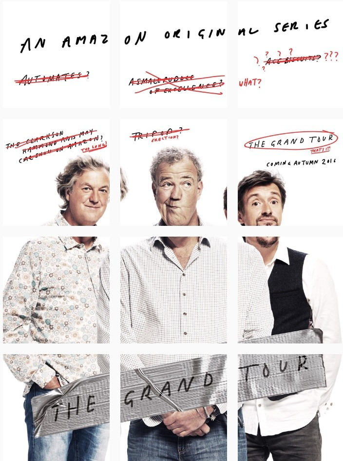 the grand tour is the car show top gear fans have been waiting for autoevolution. Black Bedroom Furniture Sets. Home Design Ideas