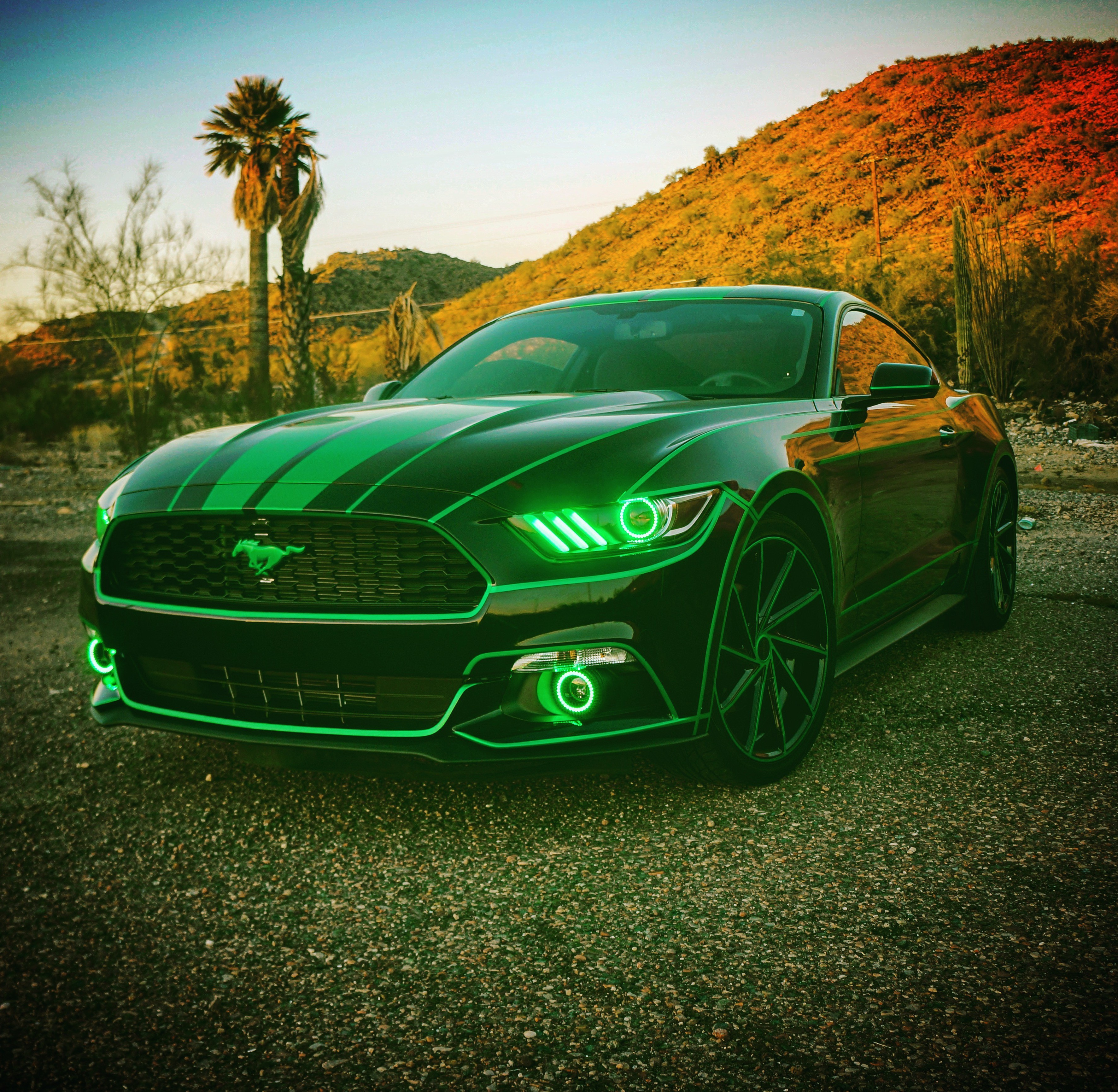 mustang ford gt tron speed machine dating concept gt500 tuning shelby mustangs autoevolution evos prank krasser inspired fast tuningblog future