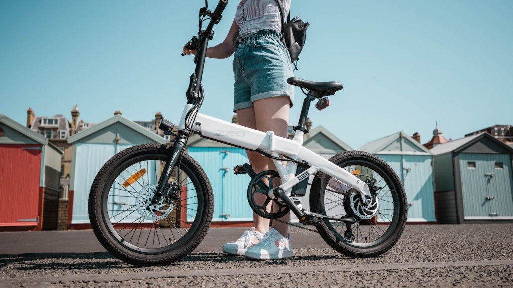 The HiMo Z20 Aims to Be Cheapest but Still Reliable Folding e-Bike -  autoevolution