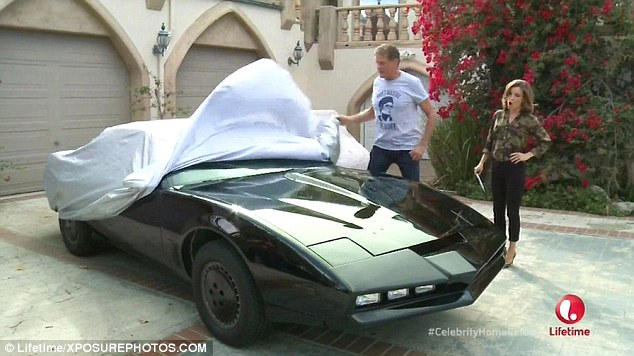 kitt pontiac hasselhoff david kit hoover hoff rider knight wheels vehicle doesn give want real autoevolution he talking priceless tv