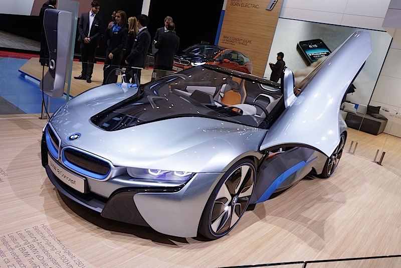 Used BMW I3 >> Herbert Diess and Norbert Reithofer Usher In New BMW ...