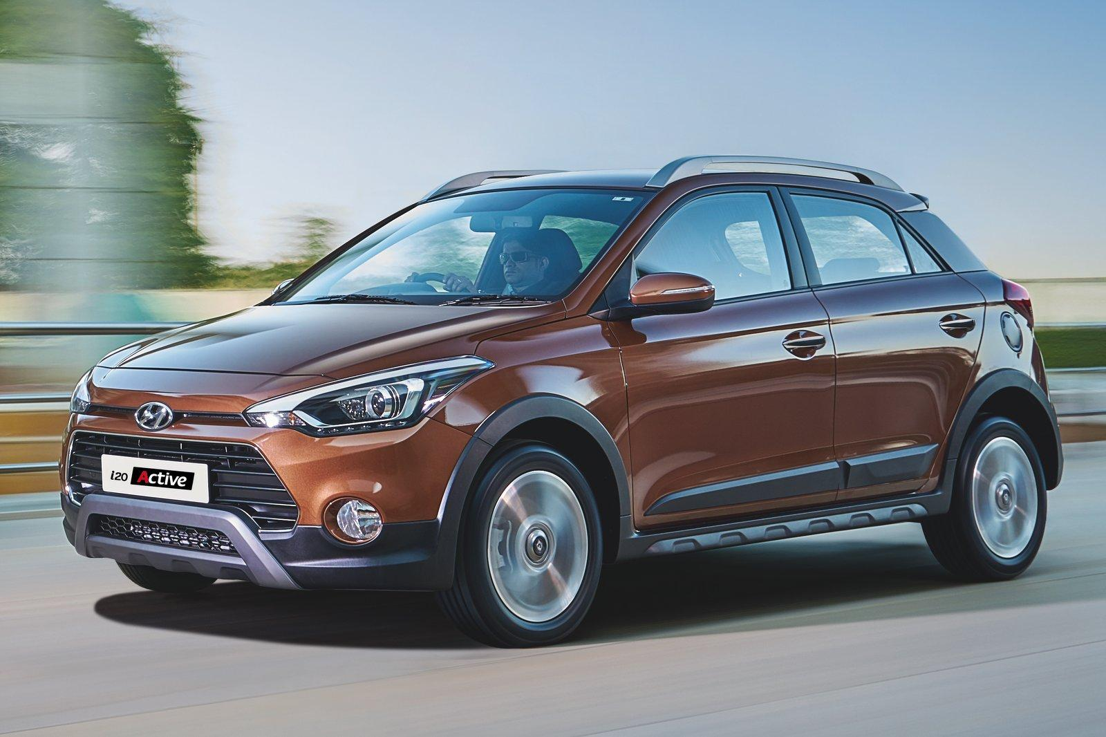 the hyundai i20 active is india 39 s answer to the sandero stepway autoevolution. Black Bedroom Furniture Sets. Home Design Ideas